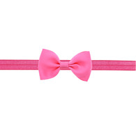 20Pcs 2.75 Inch Baby Girls Head Bow Hair band headband Bady Girl Newborn toddler