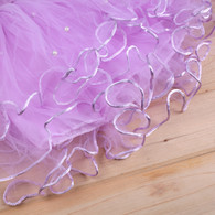 Baby Girls Kids Ruffle skirt Tutu Skirt Pettiskirt Multi-layer Princess Ballet Party Dance Dress